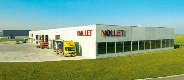 Nollet Banden Diksmuide, bandencentrale in Diksmuide